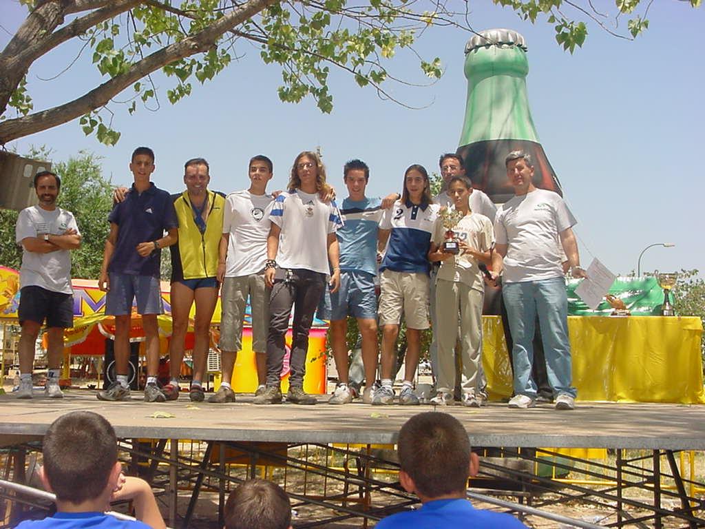 Fiestas 2003 Futbol