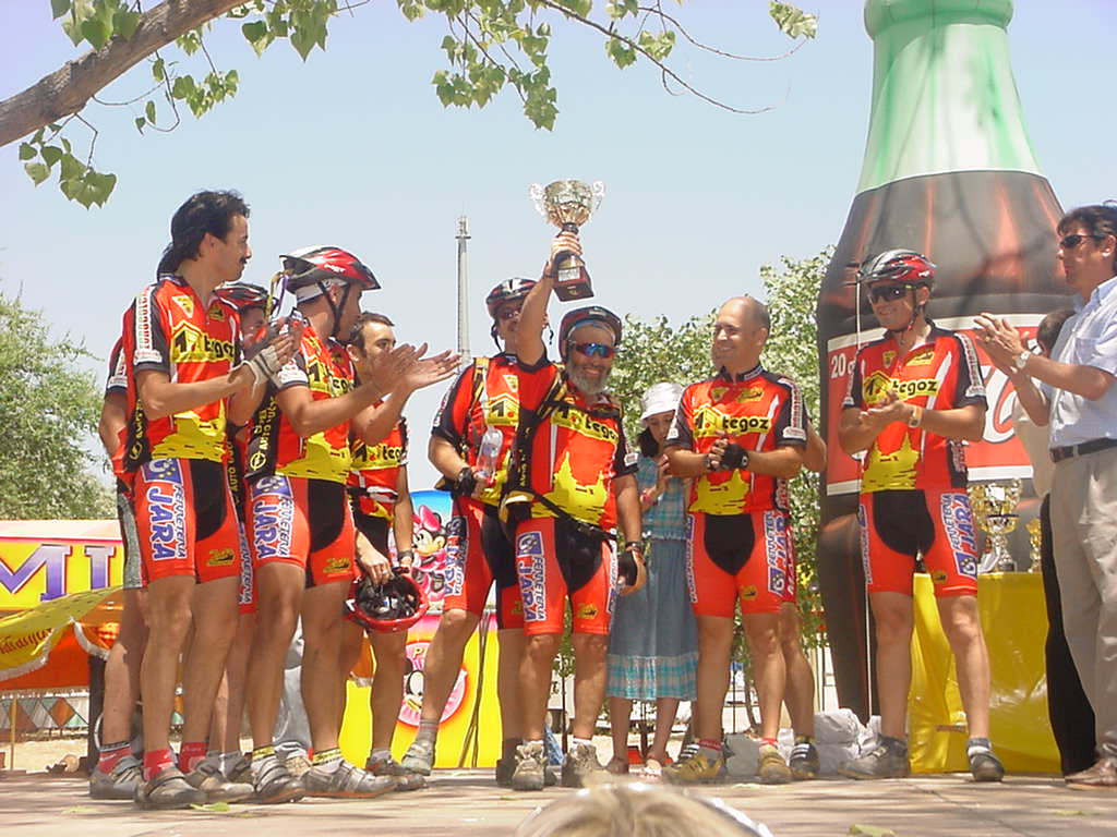 Fiestas 2003 Bike