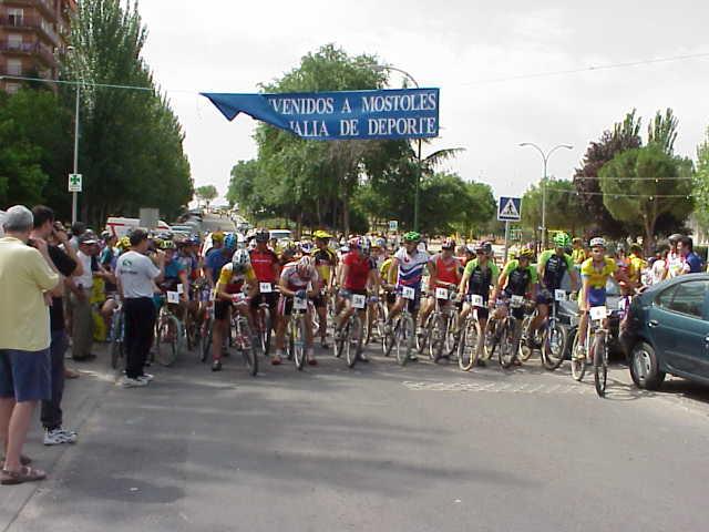 Fiestas 2002 Bike
