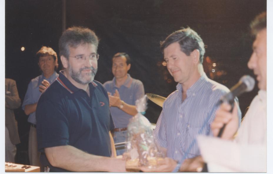 Galardonados Sotitos 1999