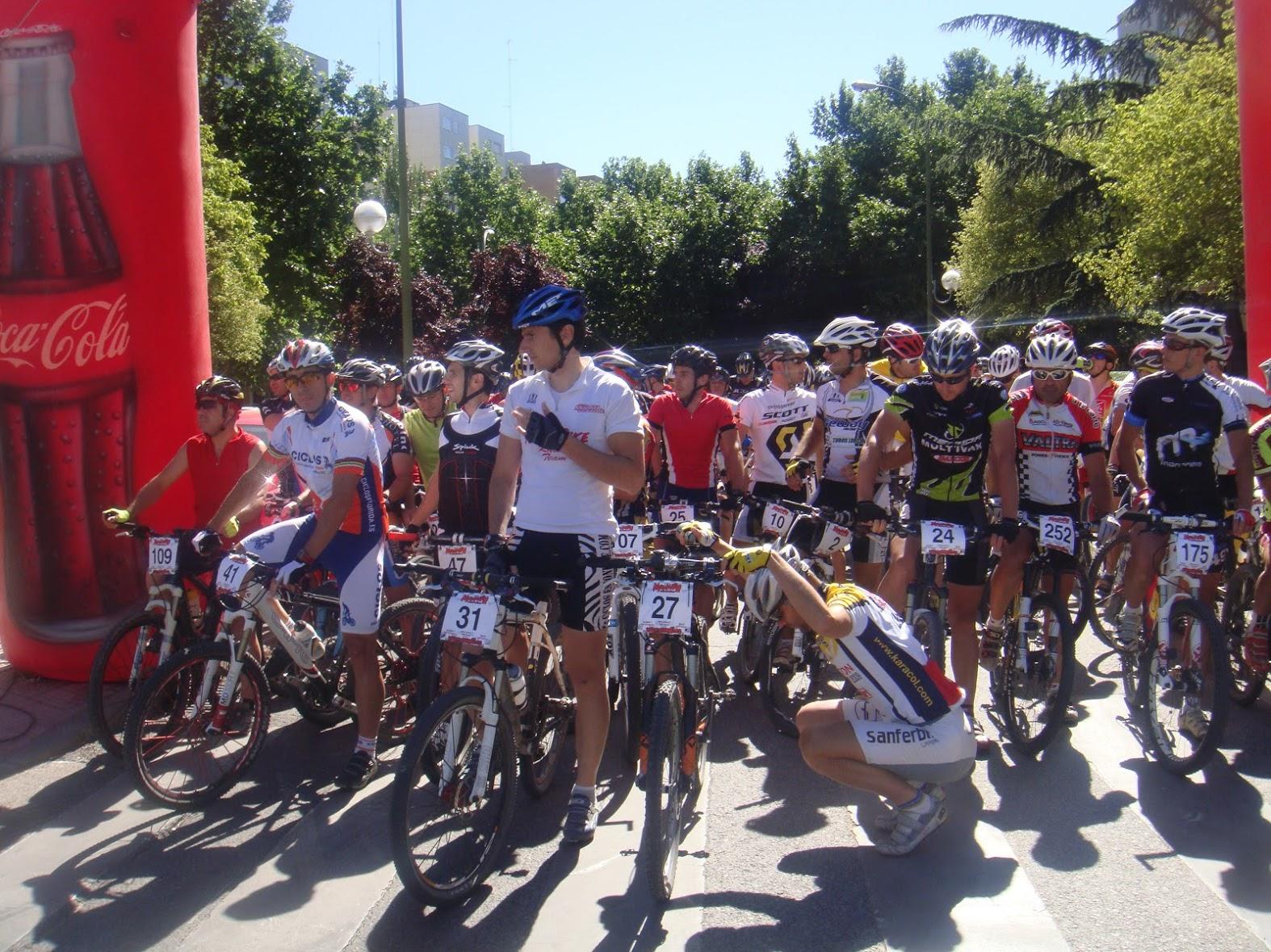 Fiestas 2011 Bike