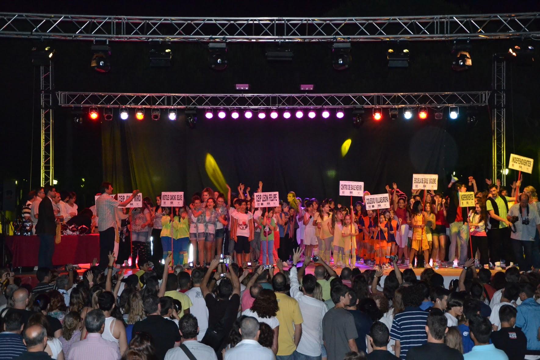 Fiestas 2011 Funky
