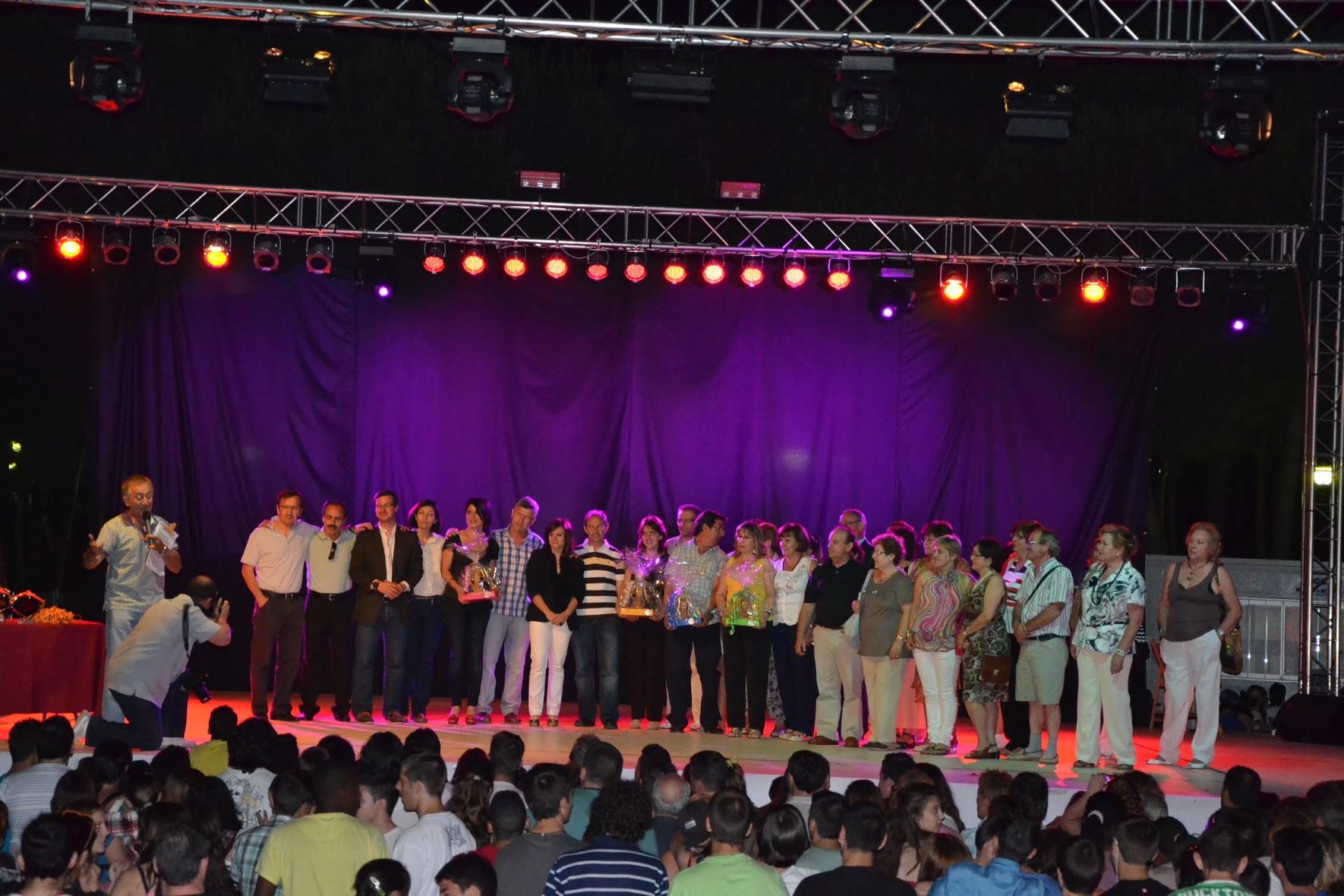 Galardonados Sotitos 2011