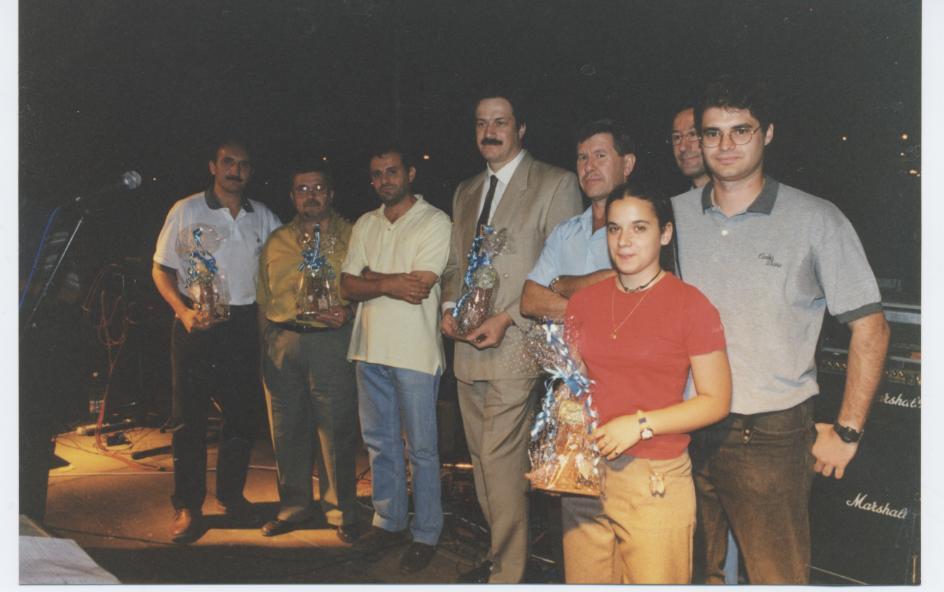 Galardonados Sotitos 2000