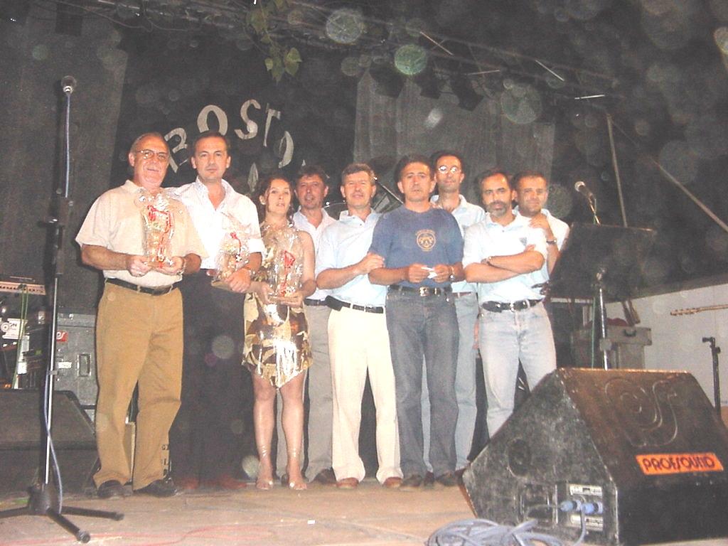 Galardonados sotitos 2003