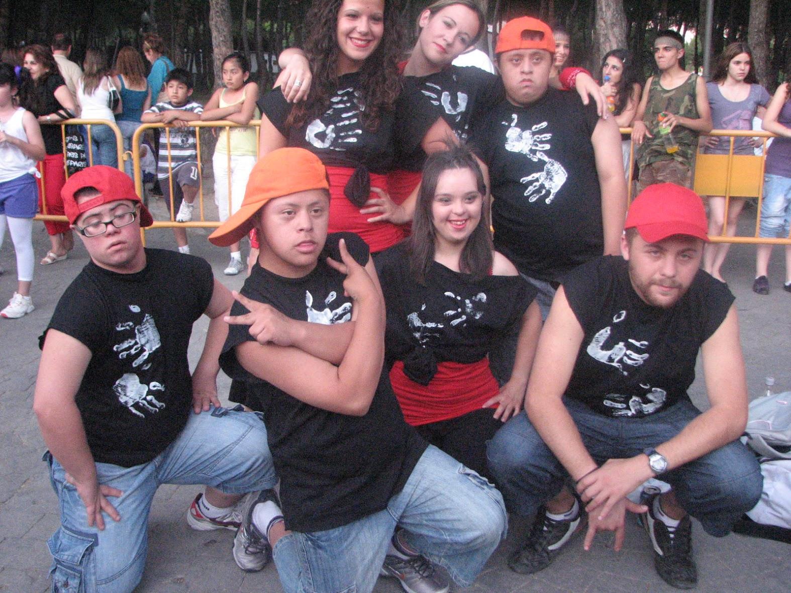 Fiestas 2009 Certamen Funky