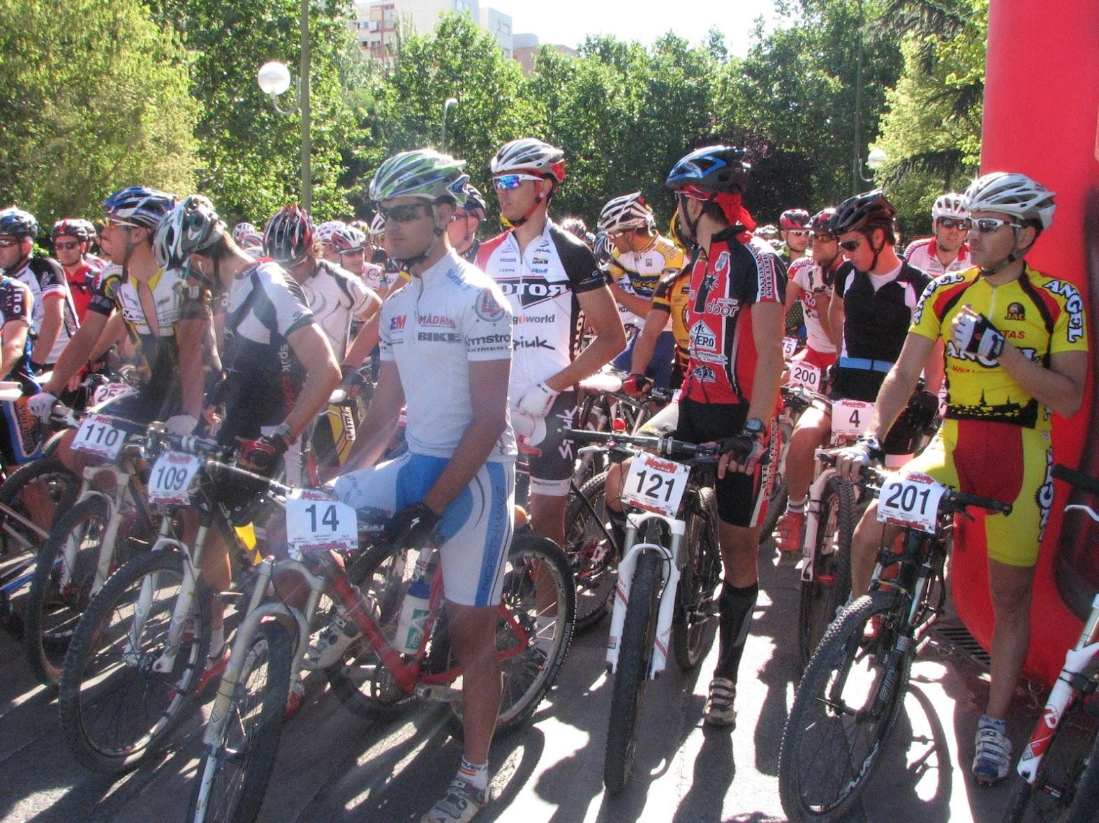 Fiestas 2012 Bike