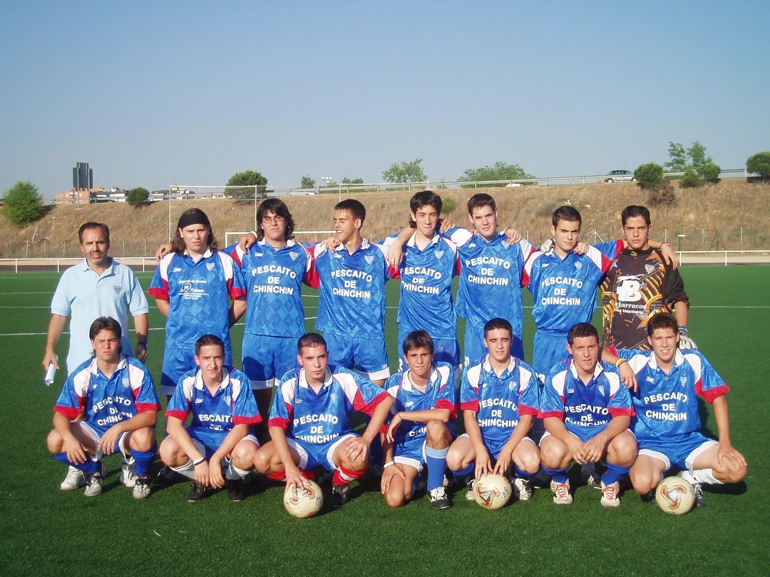 Fiestas 2005 Futbol
