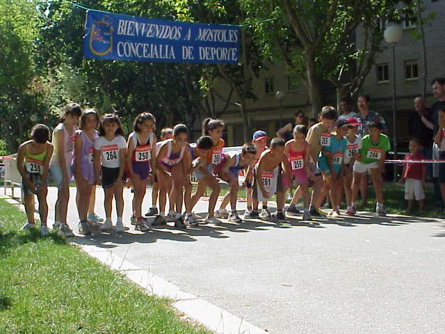 Fiestas 2002 Cross