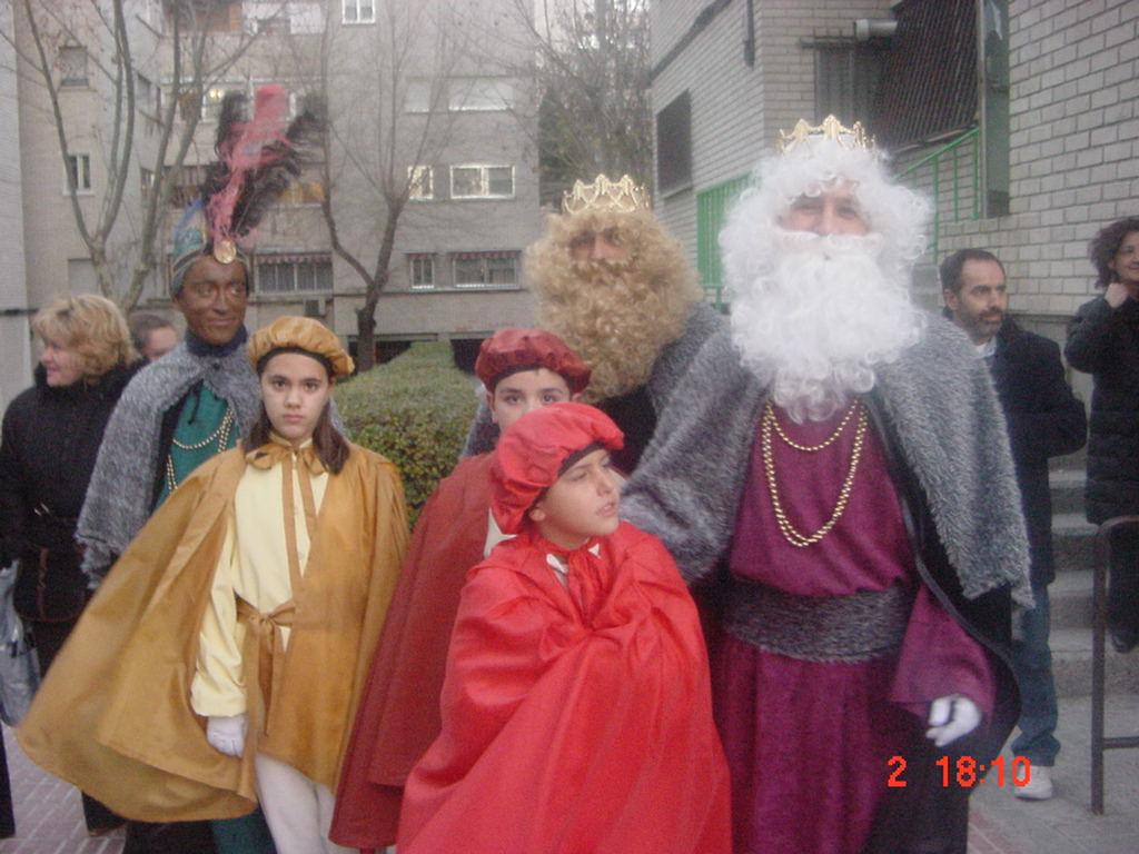 Fiestas 2004 Reyes